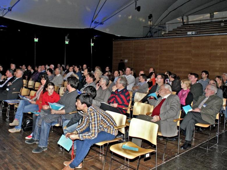 Neubürgerempfang 2012