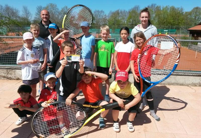 Ostercamp Tennisschule TC Puchheim