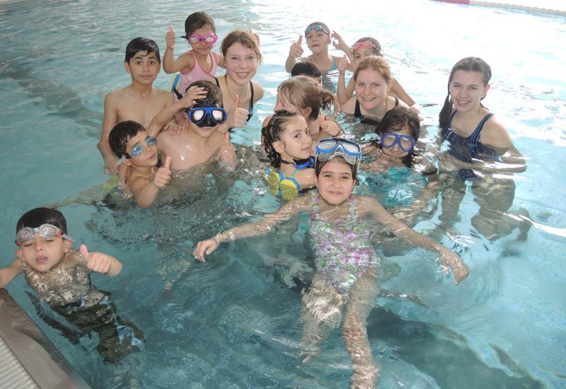 osterschwimmen