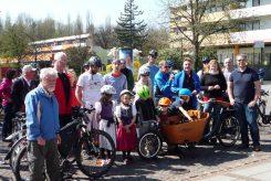 Lasten-Pedelec zum Ausprobieren − Neuer Bürgerservice in Puchheim