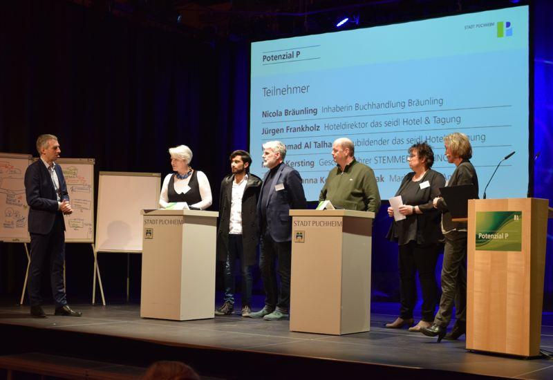 Potenzial P – Gemeinsam, sozial und ökologisch wirtschaften in Puchheim