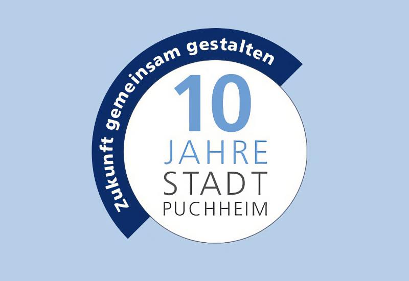 10 Jahre Stadt Puchheim