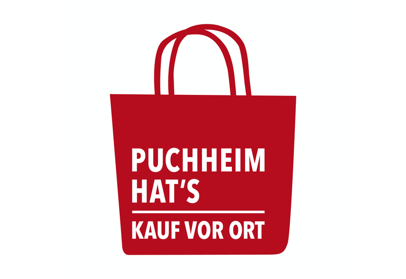 "Das Logo der Initiative ""Puchheim hat's""."