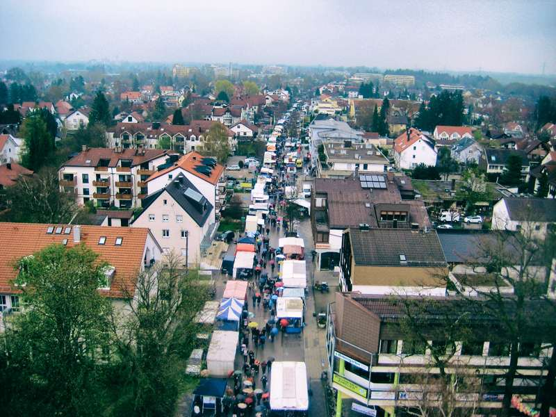 puchheim-von-oben