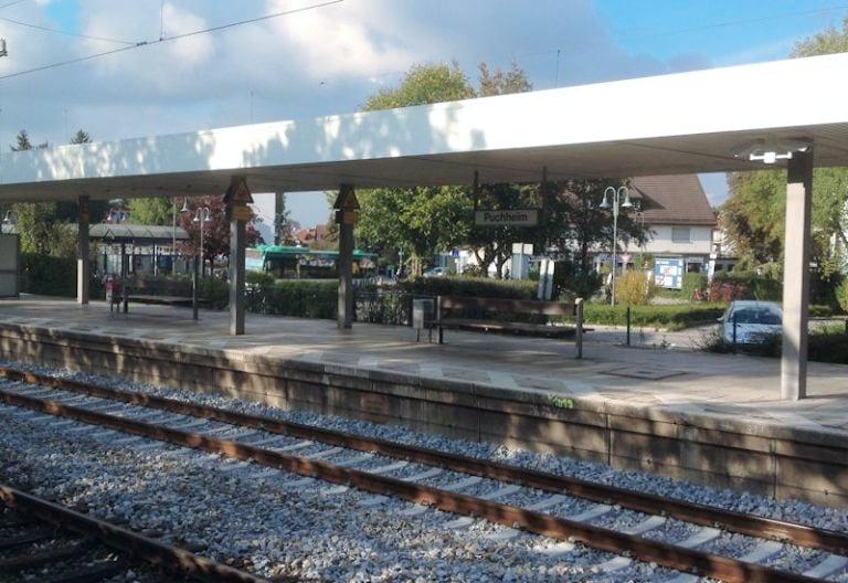 Puchheimer Bahnhof