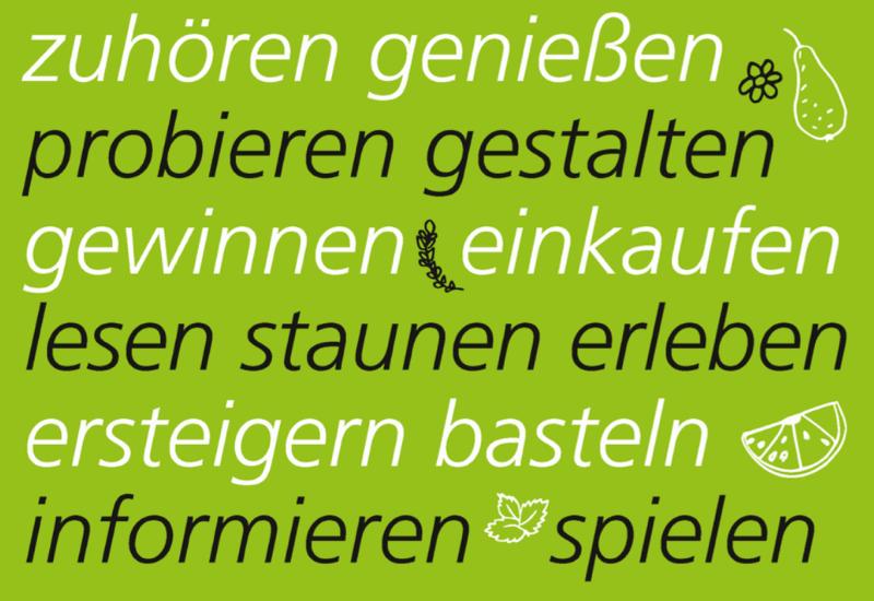 Puchheimer Ökomarkt am 23. September – Buntes Fest für Groß und Klein