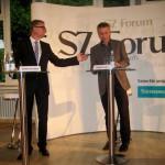 Podiumsdiskussion mit Harald Heitmeir und Norbert Seidl