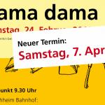 """Puchheimer """"Rama dama"""" witterungsbedingt verschoben auf Samstag, 7. April"""