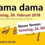 """Puchheimer """"Rama dama"""" witterungsbedingt verschoben auf Samstag, 24. März"""