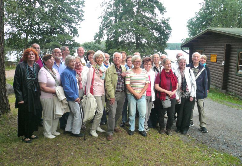 reisegruppe finnland
