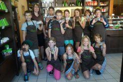 Klassenfahrt ins Schokoladen-Schlaraffenland
