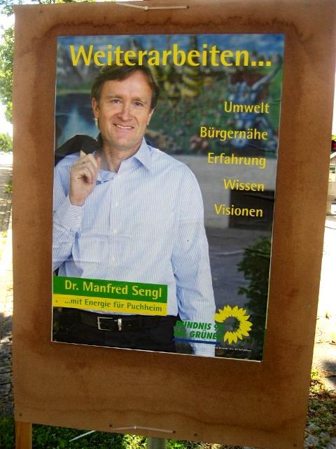 Dr. Manfred Sengl