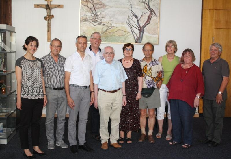 Neuer Seniorenbeirat Puchheim 2019
