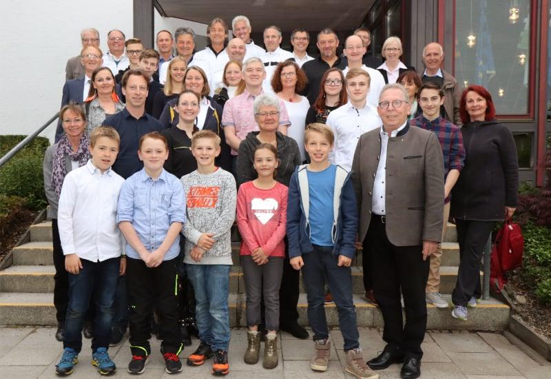 Stadt Puchheim ehrt ihre Sportler für ausgezeichnete Leistungen