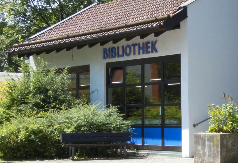 Hat ab 12. Mai wieder geöffnet: Die Puchheimer Stadtbibliothek.