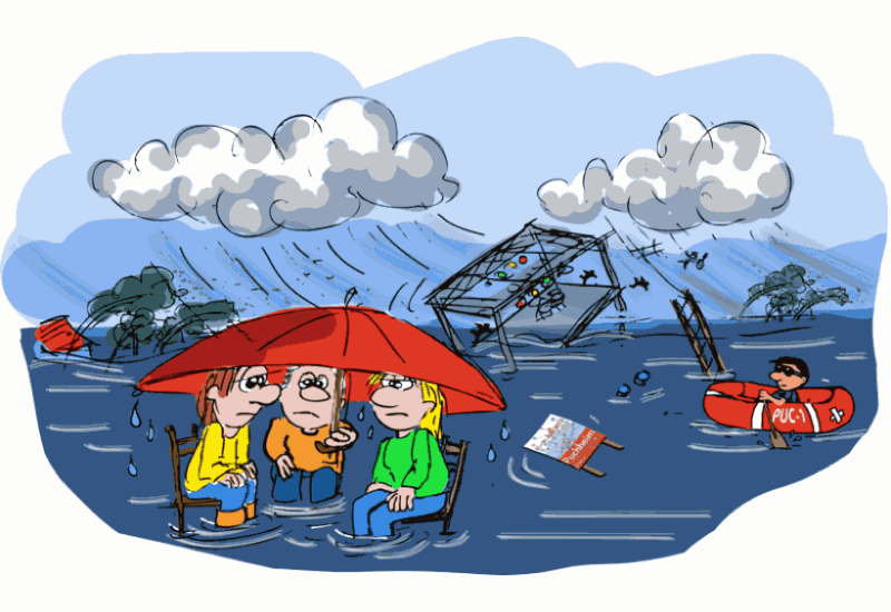 Wetterkommission beschließt: Puchheimer Stadtfest findet auf der PUC-Wiese statt!