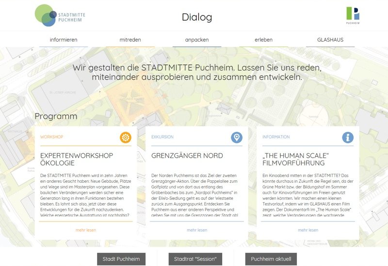 stadtmitte-puchheim-website