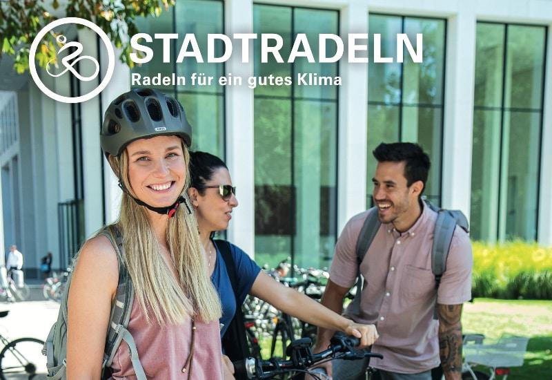Puchheim schon zum zehnten Mal beim STADTRADELN dabei.