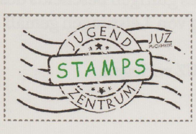 Jugendzentrum Puchheim STAMPS Logo