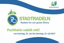 STADTRADELN 2017 – Auftakt-Radltour am 25. Juni