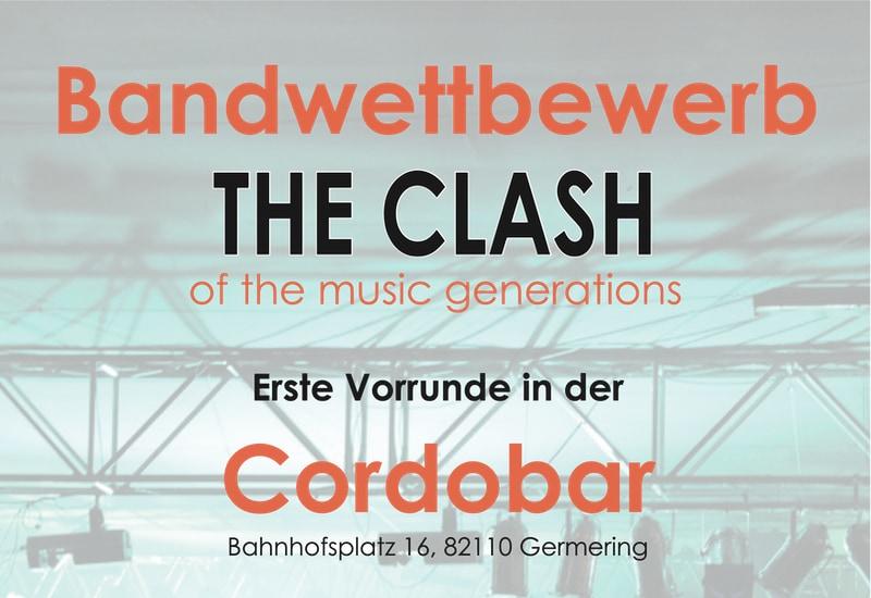 "Bandwettbewerb ""The Clash"""