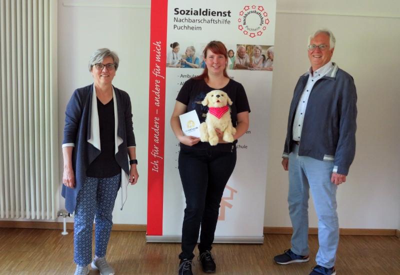 Roswitha Fischer, Christa Köppl, Hans Renner