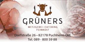 Gruener's Kleiner Einkaufsmarkt