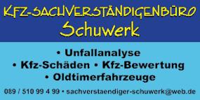 KFZ Sachverständigenbüro Schuwerk