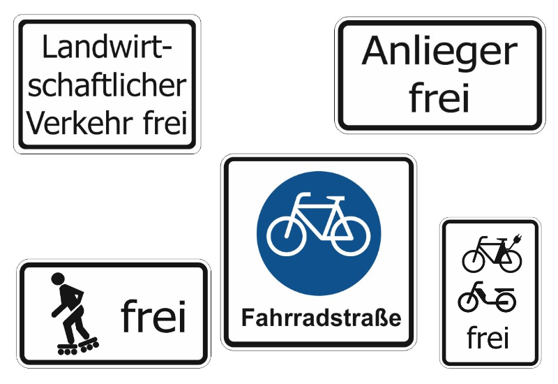 puchheimer verkehrszeichen