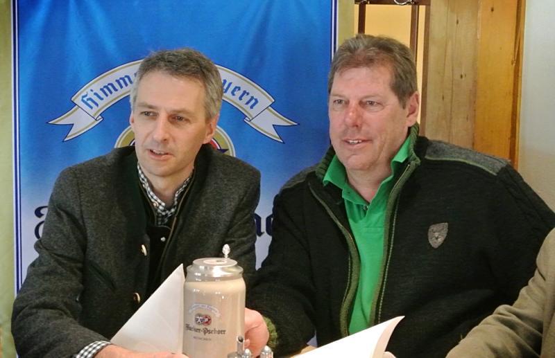 Pressekonferenz zum Puchheimer Volksfest