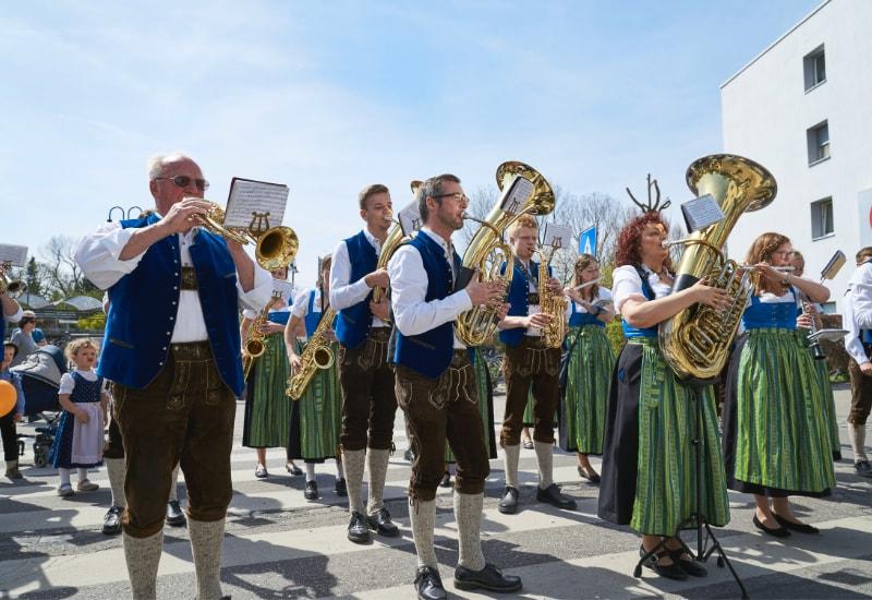 Festzug Puchheimer Volksfest