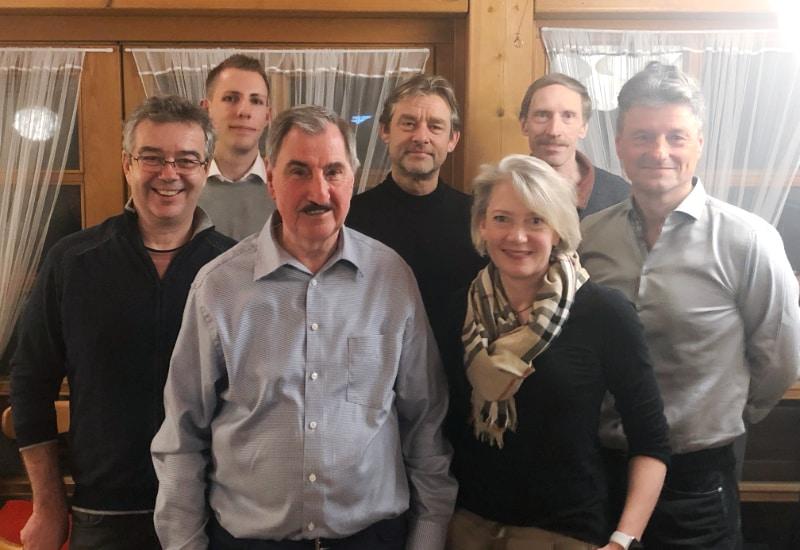 Neuer Vorstand TC Puchheim